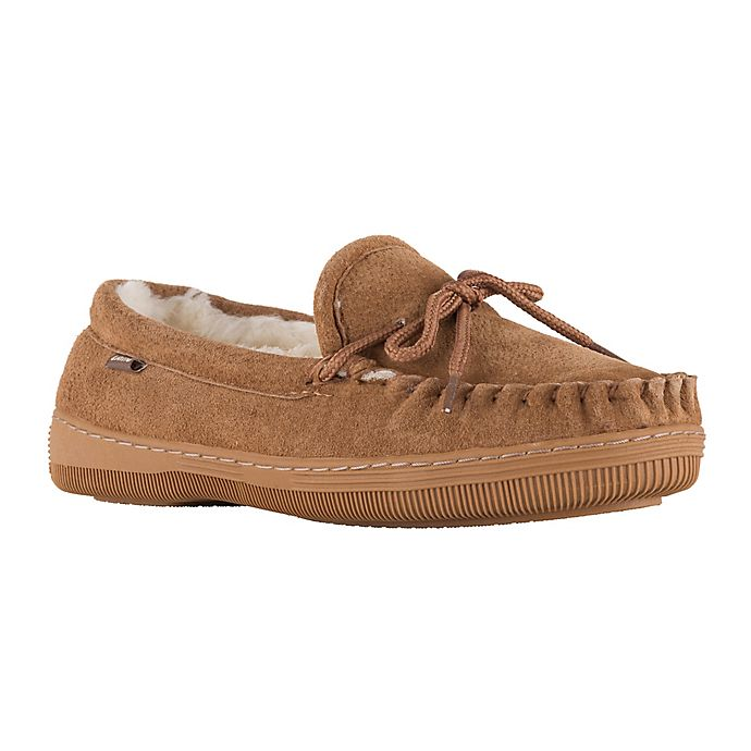 Alternate image 1 for Lamo® Classic Size 5 Women's Moccasins in Chestnut