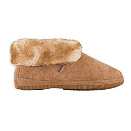 Lamo® Classic Women's Bootie Slippers in Chestnut