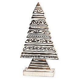 Gallerie II Fair Isle Tree in Brown