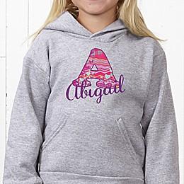 Her Name Hanes® Youth Hooded Sweatshirt