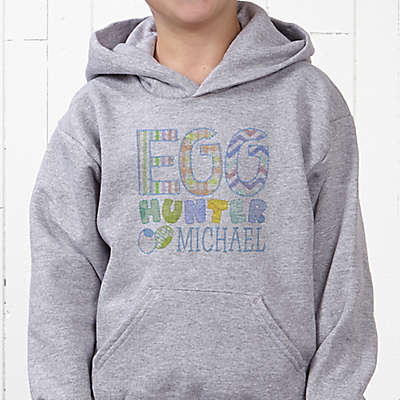 Egg Hunter Hanes® Youth Hooded Sweatshirt