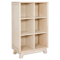 Babyletto Hudson Cubby Bookcase in Washed Natural