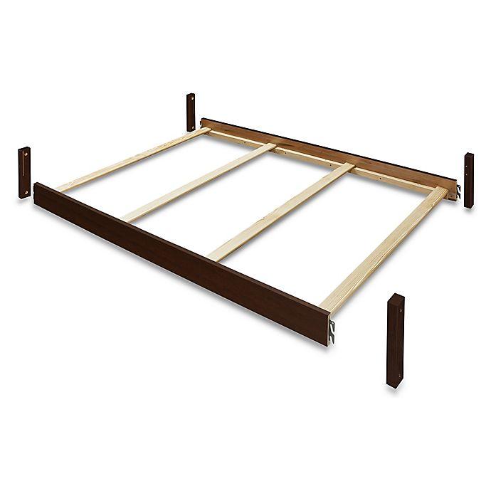 Alternate image 1 for Sorelle Verona Crib & Changer Full-Size Conversion Kit