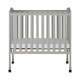 Dream On Me 2-in-1 Lightweight Folding Portable Crib