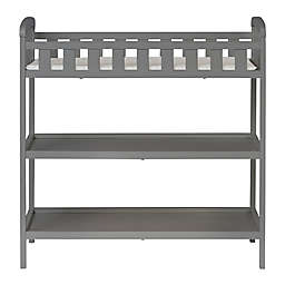 Dream On Me Emily Changing Table in Steel Grey