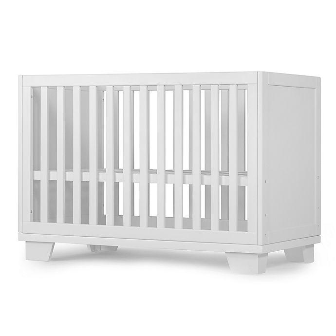 Alternate image 1 for P'kolino® Nesto 2-in-1 Convertible Crib
