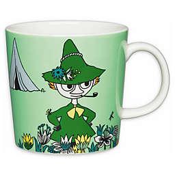 Arabia Moomin Green Snufkin Mug