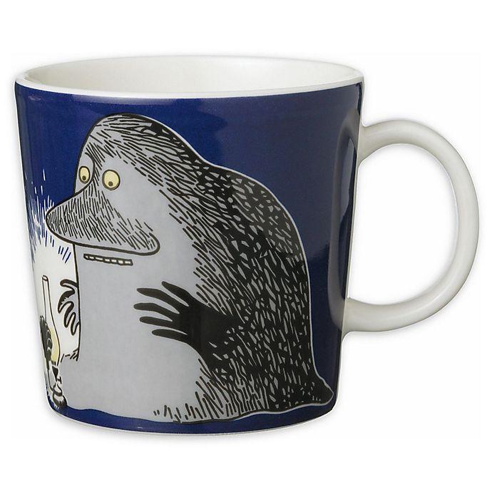Alternate image 1 for Arabia Moomin Groke Mug