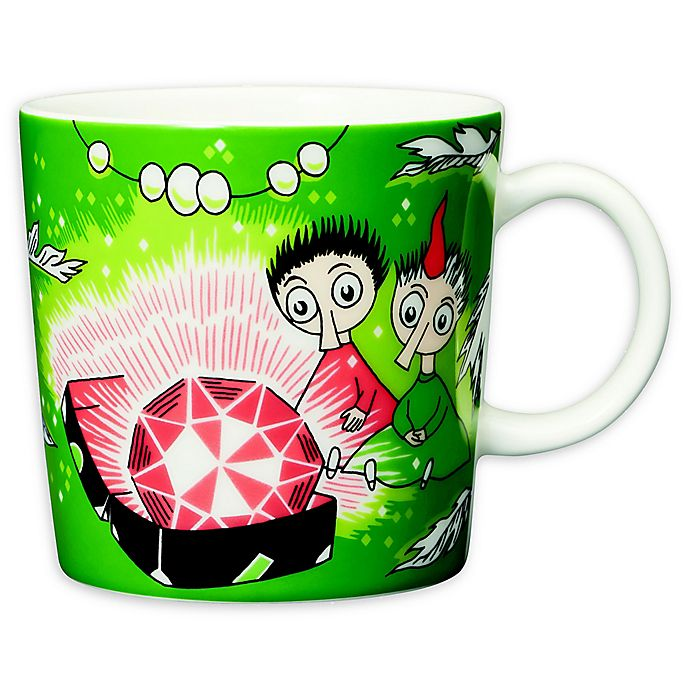 Alternate image 1 for Arabia Moomin Thingumy and Bob Mug