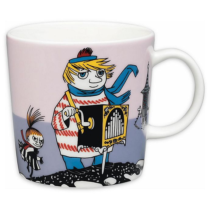 Alternate image 1 for Arabia Moomin Too-ticky Mug