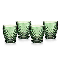 Villeroy & Boch Boston 11 oz. Double Old Fashioned Glasses (Set of 4)