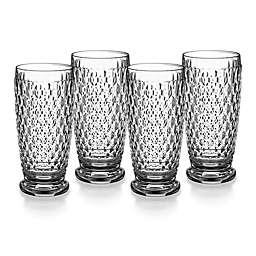 Villeroy & Boch Boston 11 oz. Highball Glasses (Set of 4)