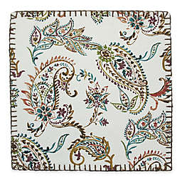 Madeira Paisley Square Canvas Placemat