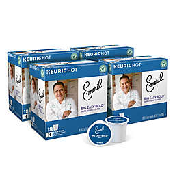 Emeril® Big Easy Bold™ Dark Roast Coffee Keurig® K-Cup® Pods Value Pack 72-Count