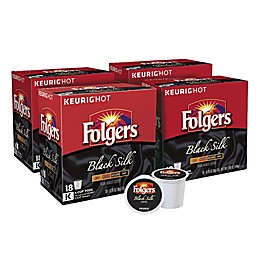 Keurig® K-Cup® 72-Count Folgers® Black Silk Coffee