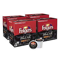 Keurig® K-Cup® Pack 72-Count Folgers Gourmet Selections® Black Silk Coffee