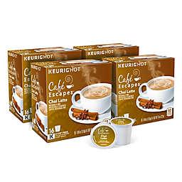 Café Escapes® Chai Latte Keurig® K-Cup® Pods Value Pack 64-Count