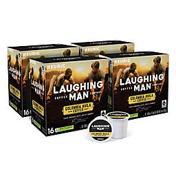 Laughing Man® Colombia Huila Coffee Keurig® K-Cup® Pods Value Pack 64-Count