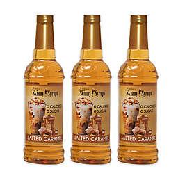 Jordan's Skinny Syrups™ 3-Pack 750 mL Salted Caramel Syrups