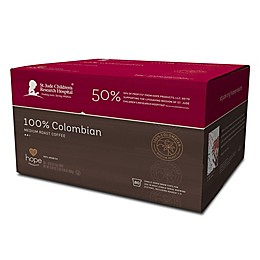 Hope Products Coffee® Colombian Coffee Pods for Single Serve Coffee Makers 80-Count