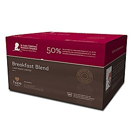 Hope Products Coffee® Breakfast Blend Pods for Single Serve Coffee Makers 80-Count