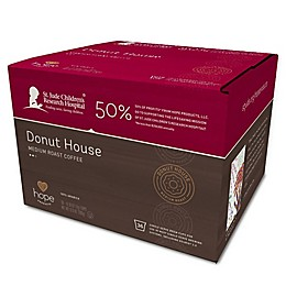 Hope Products Coffee® Donut House Coffee Pods for Single Serve Coffee Makers 36-Count