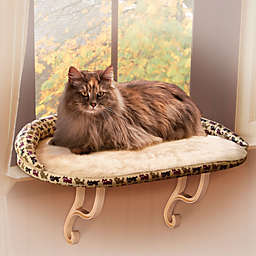 K&H Deluxe Kitty Sill™ with Bolster