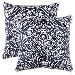 Navy Blue Throw Pillows Bed Bath Beyond
