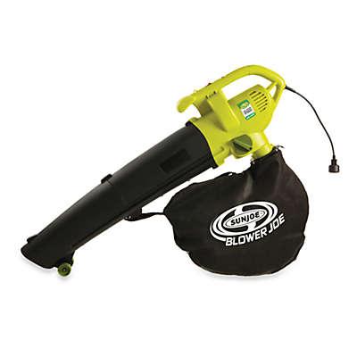 Sun Joe® SBJ604E Blower Joe 3-in-1 Electric Blower Vacuum and Leaf Shredder