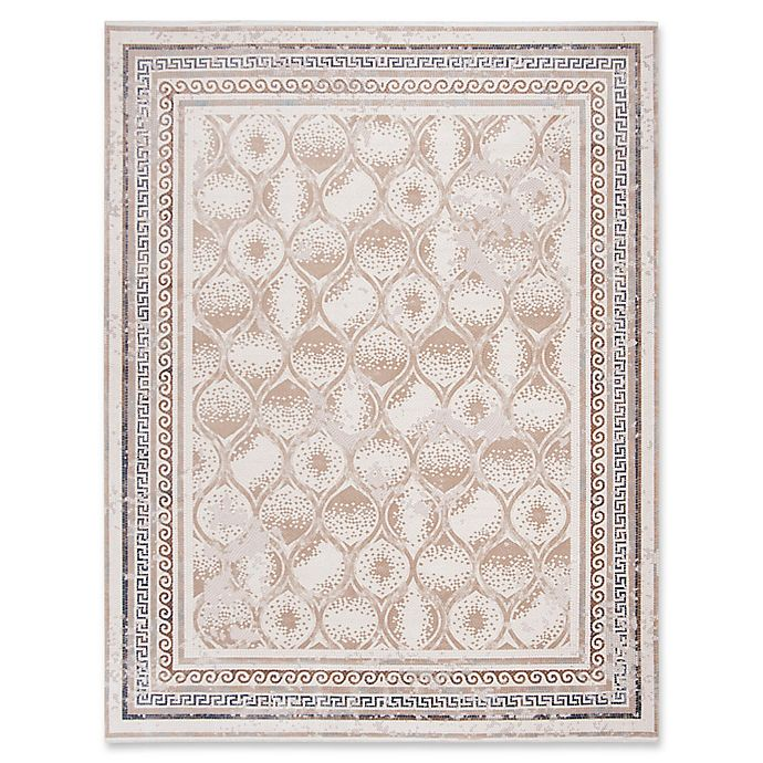 Alternate image 1 for Safavieh Eclipse Aarle 8' x 10' Area Rug in Brown