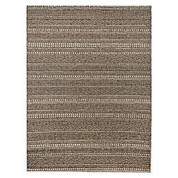Bee & Willow™ Home Barnwood Indoor/Outdoor Area Rug in Grey