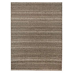 Bee & Willow™ Home Barnwood Indoor/Outdoor Area Rug in Grey