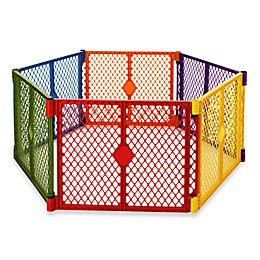 Toddleroo by North States® Superyard Colorplay® Playyard