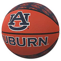 Auburn University Repeat Logo Mini Rubber Basketball