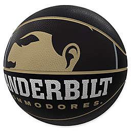 Vanderbilt University Mascot Official-Size Rubber Basketball