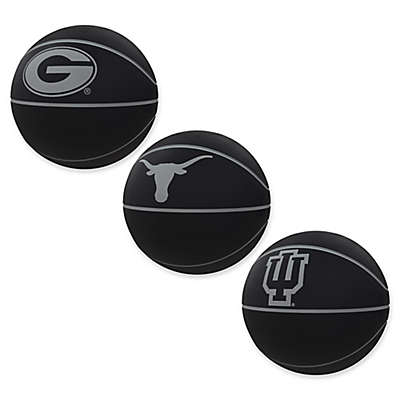 Collegiate Blackout Full-Size Composite Basketball Collection