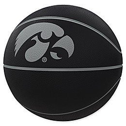 University of Iowa Blackout Full-Size Composite Basketball