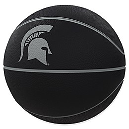 Michigan State University Blackout Full-Size Composite Basketball