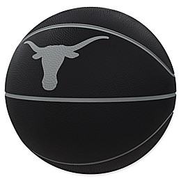 University of Texas Blackout Full-Size Composite Basketball
