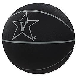 Vanderbilt University Blackout Full-Size Composite Basketball