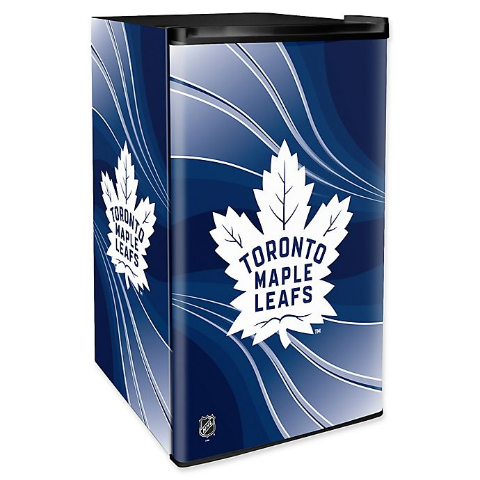 a67a8dc89d5 NHL Toronto Maple Leafs Mini Fridge | Bed Bath & Beyond