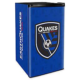 MLS San Jose Earthquatkes Mini-Fridge