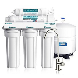 APEC Water® Essence 5-Stage 50 GPD Reverse Osmosis Water Filtration System