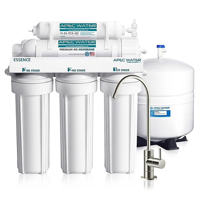 Alternate image 1 for APEC Water® Essence 5-Stage 50 GPD Reverse Osmosis Water Filtration System