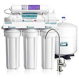 APEC Water Essence 75 GPD pH+ Alkaline Under-Sink Reverse Osmosis Water Filtration System