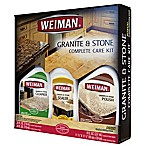Weiman® Granite & Stone Complete Care Kit