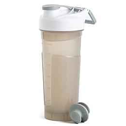 Manna™ 24 oz. Fuze Mixer Bottle in Clear