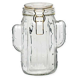 Global Amici Saguaro Glass Canister
