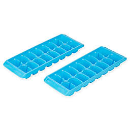 GoodCook Ice Cube Trays in Blue (Set of 2)