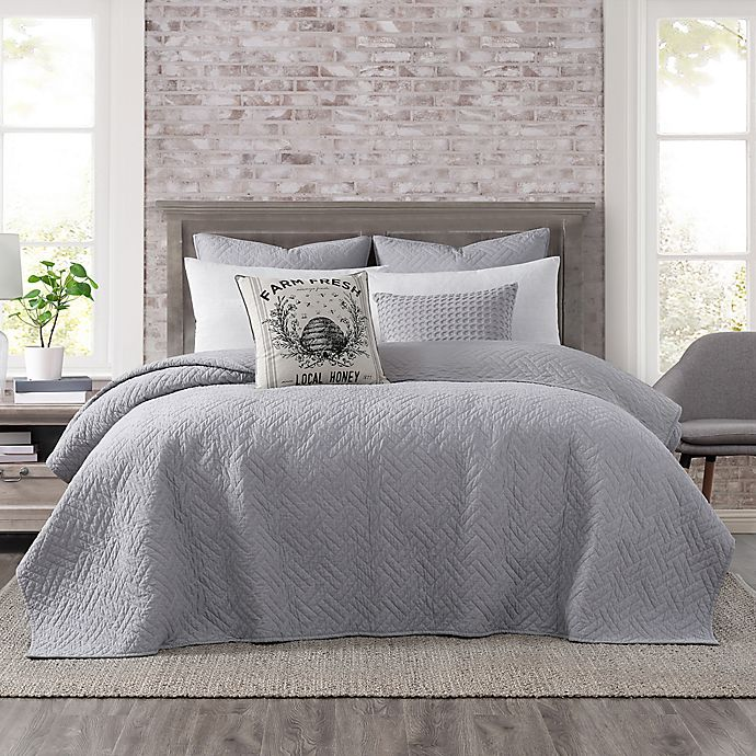 Alternate image 1 for Wamsutta Logan Coverlet